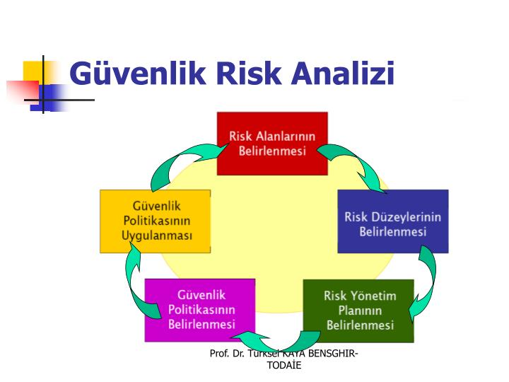 Gvenlik Risk Analizi