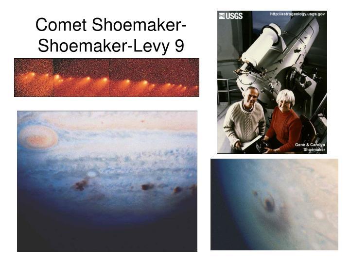 Comet Shoemaker-Shoemaker-Levy 9