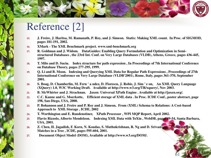 Reference [2]