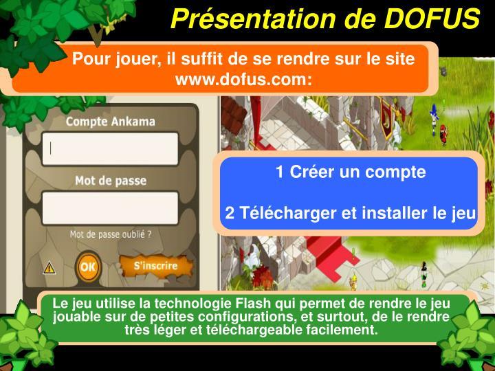 Présentation de DOFUS