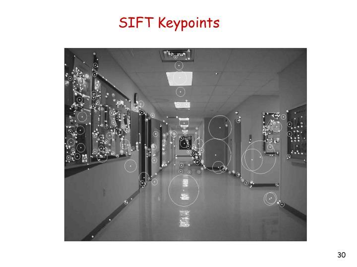 SIFT Keypoints