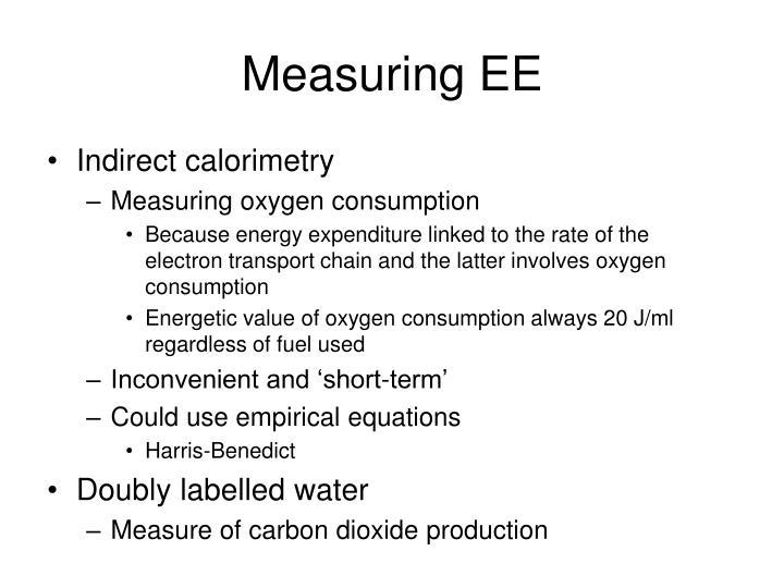 Measuring EE