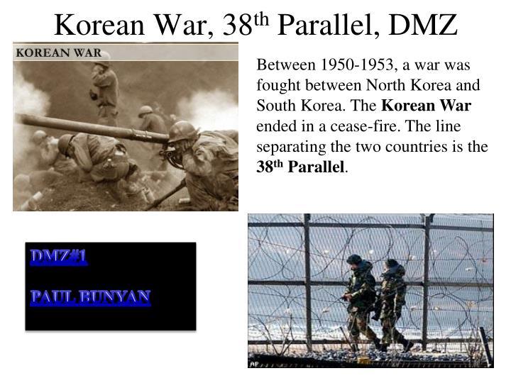 Korean War, 38