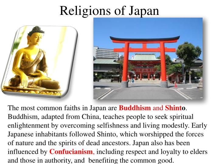 Religions of Japan