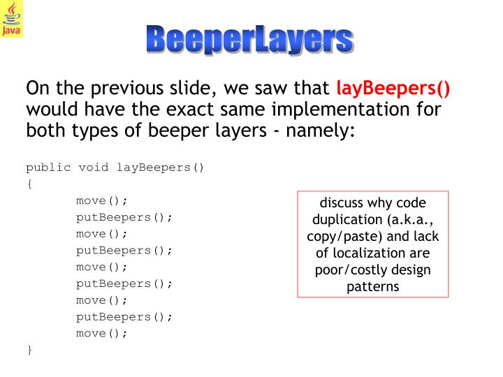 BeeperLayers