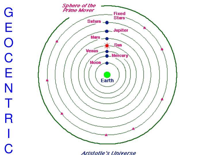GEOCENTR I C