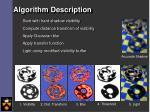 algorithm description4