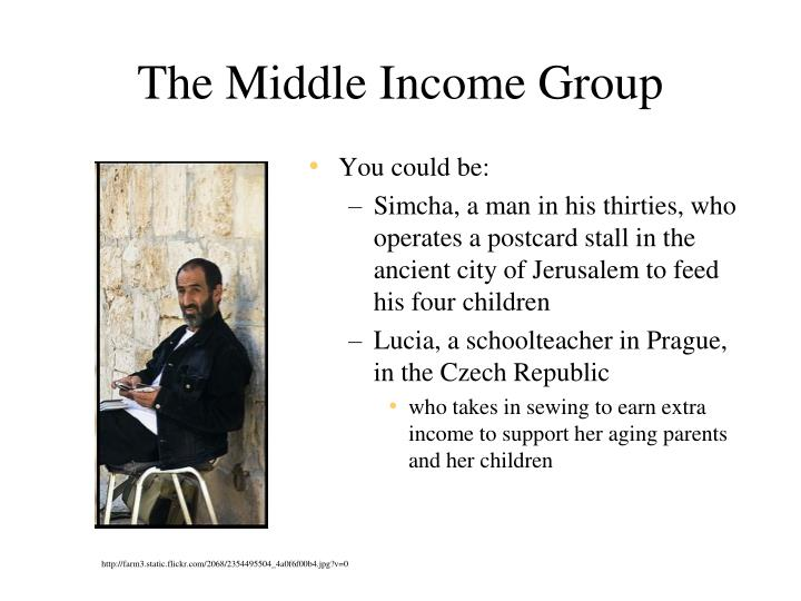 The Middle Income Group