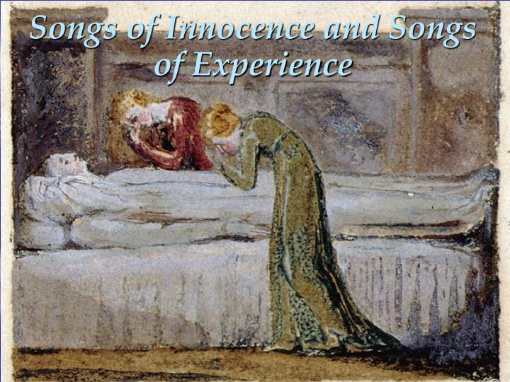 an essay on innocence and experience Songs of innocence and of experience william blake  the following entry presents criticism of blake's poetry collection, songs of innocence and of experience: shewing the two contrary states of.