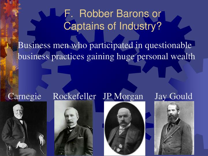 carnegie rockefeller and other industrial captains How five self-made men transformed the us into a global superpower.