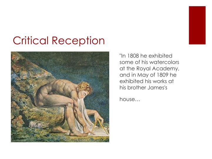 Critical Reception