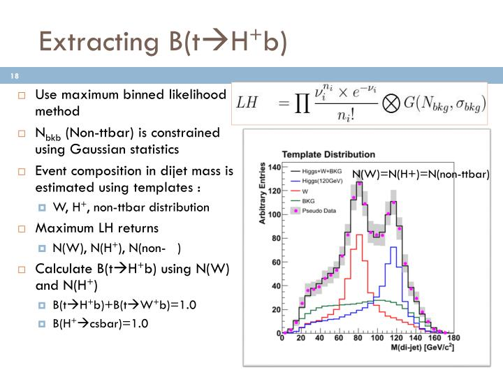 Extracting B(t