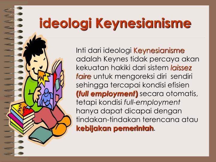 ideologi Keynesianisme