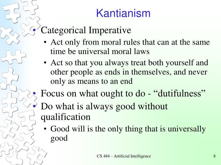 Kantianism