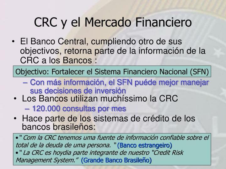 Objectivo: Fortalecer el Sistema Financiero Nacional (SFN)