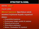 strategy goal1
