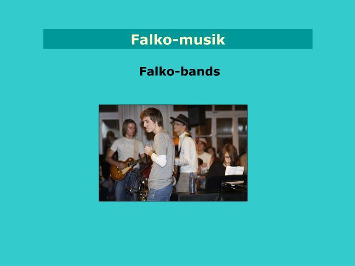 Falko-musik