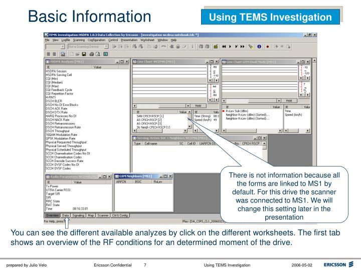 Basic Information