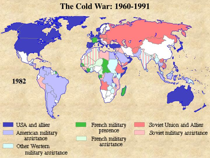 The Cold War: 1960-1991