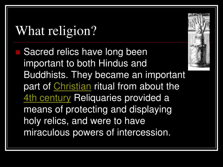 What religion?