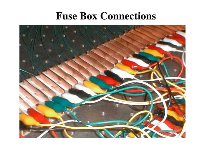 Fuse Box Connections