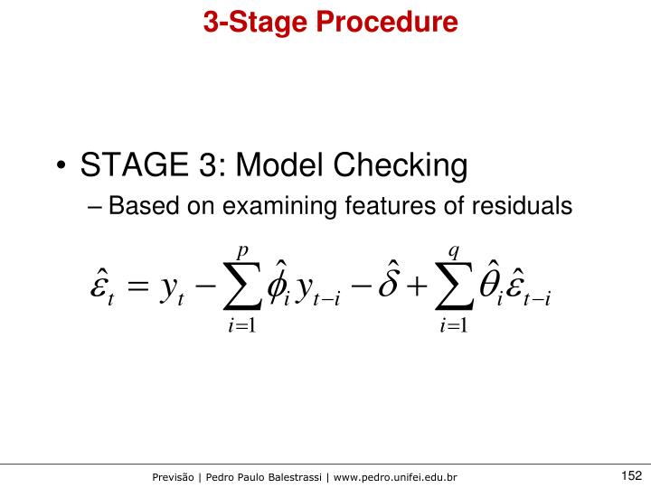 3-Stage Procedure