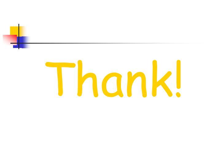 Thank!
