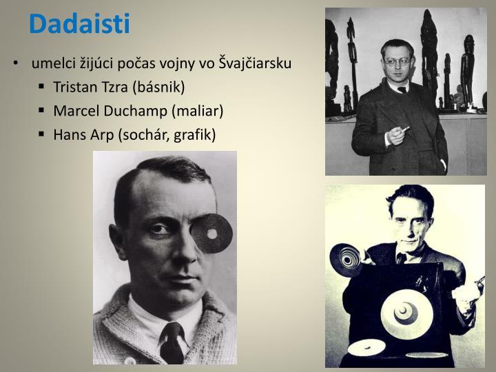 Dadaisti