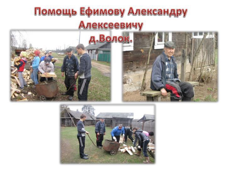 Помощь Ефимову Александру