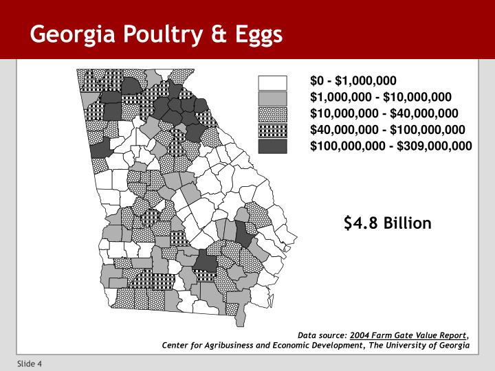 Georgia Poultry & Eggs