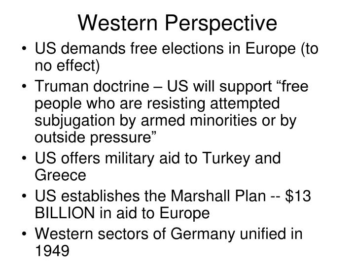 research about the cold war from a european perspective Abstract this article discusses the formation and development of organizations of political exiles from the countries of east-central and south-east europe in the west, particularly in the usa, during the cold war the inclusion of this topic in a wider international context and its comparative research is still.