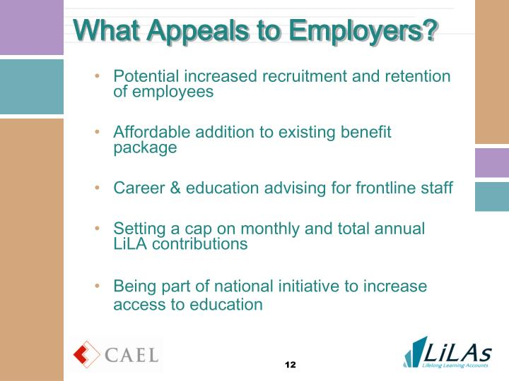 What Appeals to Employers?