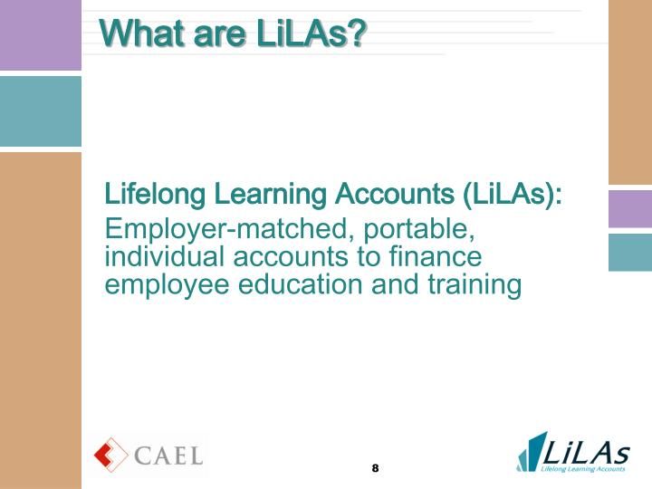 What are LiLAs?