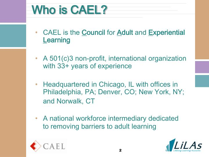 Who is cael