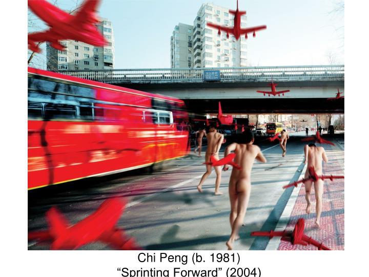 Chi Peng (b. 1981)
