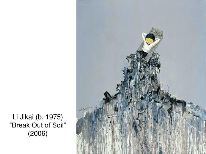 Li Jikai (b. 1975)