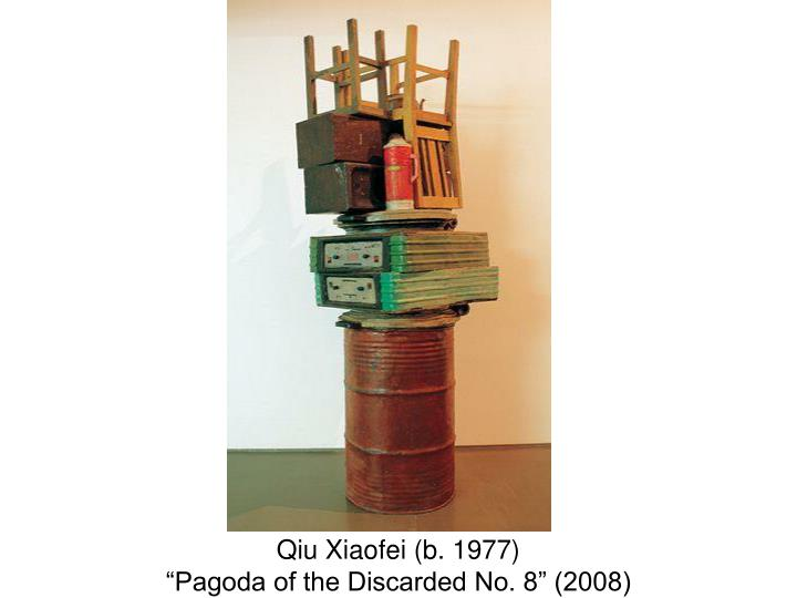 Qiu Xiaofei (b. 1977)