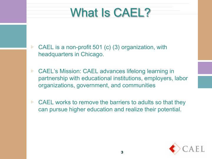 What is cael1