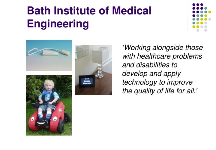 Bath Institute of Medical Engineering