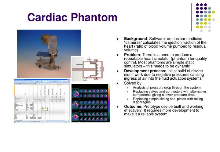 Cardiac Phantom