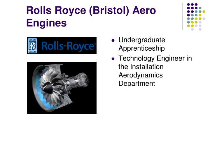 Rolls Royce (Bristol) Aero Engines