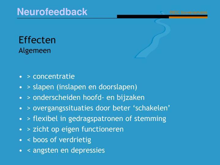 Effecten