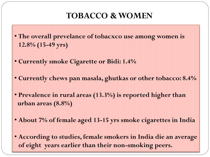 """women and tobacco use Tobacco, alcohol, drugs, and pregnancy  about 1 in 20 women use illegal drugs (often called """"street drugs"""") during pregnancy how can my drug use affect my fetus."""