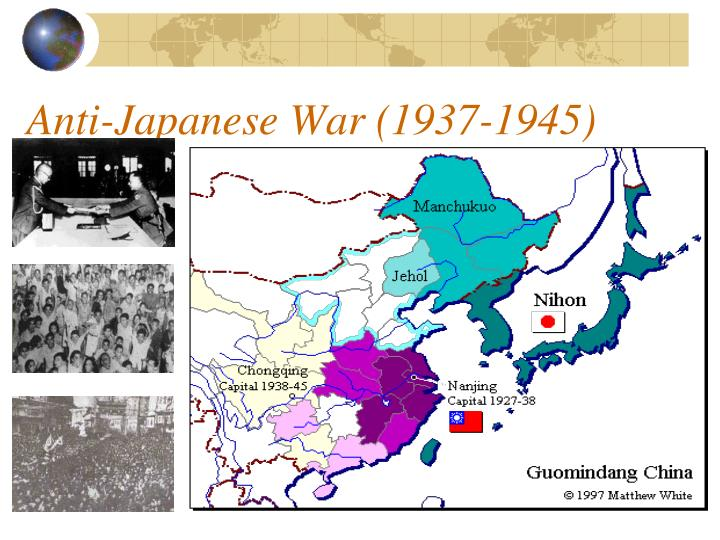 Anti-Japanese War (1937-1945)