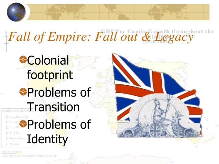 Fall of Empire: Fall out & Legacy