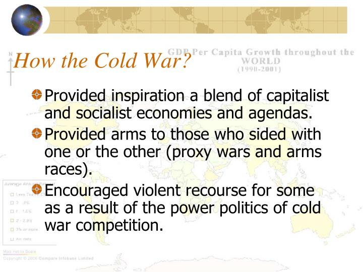 How the Cold War?