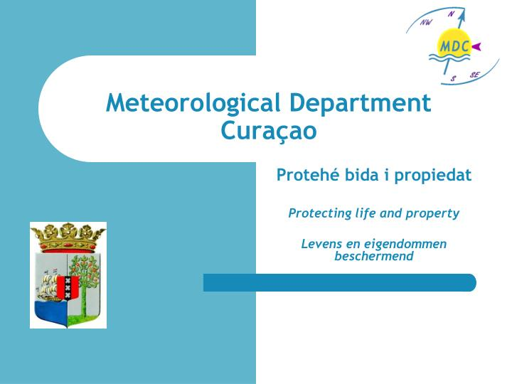 Meteorological department cura ao