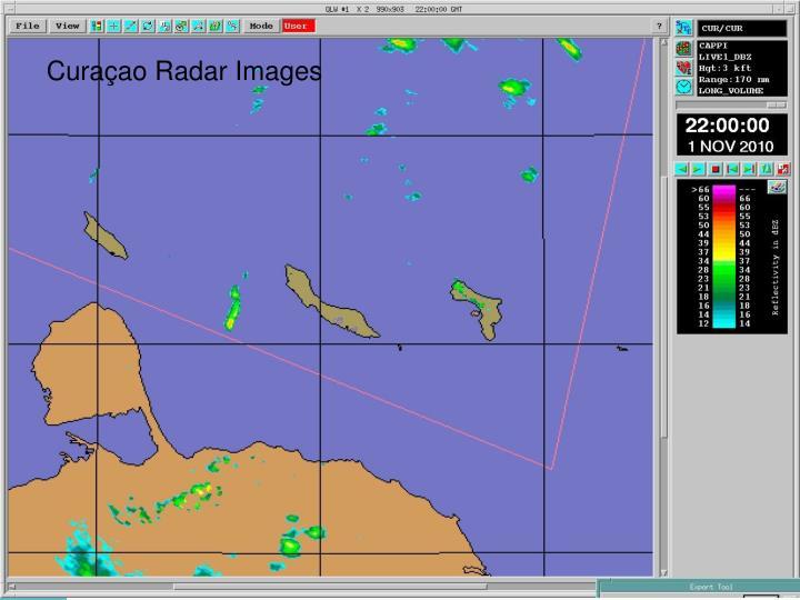 Curaçao Radar Images