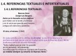 1 4 referencias textuales e intertextuales1
