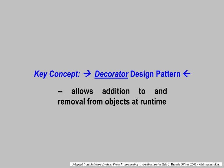 Key Concept: